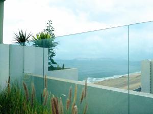 Exclusivo Departamento Con Vista Al Mar, Ferienwohnungen  Lima - big - 5