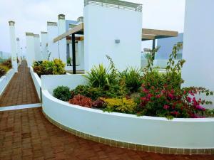 Exclusivo Departamento Con Vista Al Mar, Ferienwohnungen  Lima - big - 11