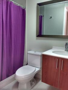 Exclusivo Departamento Con Vista Al Mar, Apartments  Lima - big - 13