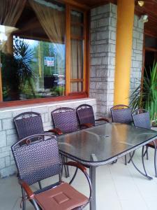 Hotel Aoos, Szállodák  Kónica - big - 32