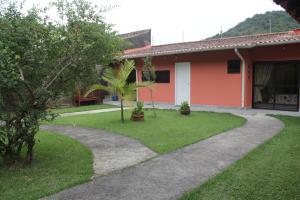 Chalé Guaiuba, Prázdninové domy  Guarujá - big - 14