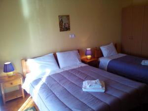 Hotel Aoos, Szállodák  Kónica - big - 1