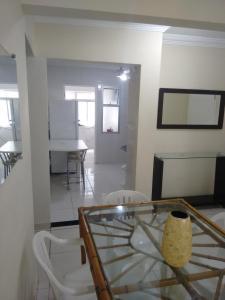 Apartamento Enseada 3 quartos, Apartmány  Guarujá - big - 9