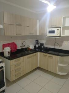 Apartamento Enseada 3 quartos, Apartmány  Guarujá - big - 8