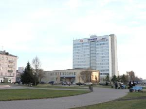 Tourist Hotel, Szállodák  Omszk - big - 20