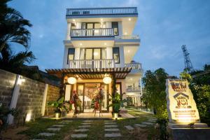 Hoi An Maison Vui Villa, Отели  Хойан - big - 38