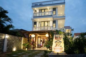 Hoi An Maison Vui Villa, Отели  Хойан - big - 39