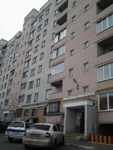 Apartment Gruzovaya 123