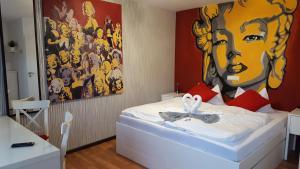 Hof von Oldenburg, Hotely  Tossens - big - 63