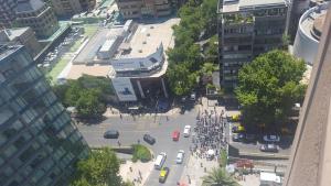 Santiago Downtown Providencia, Апартаменты  Сантьяго - big - 58