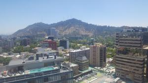 Santiago Downtown Providencia, Апартаменты  Сантьяго - big - 57