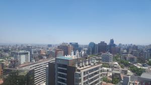 Santiago Downtown Providencia, Апартаменты  Сантьяго - big - 56