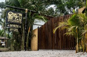 Hostel Dos Monos North, Locande  Santa Teresa Beach - big - 6