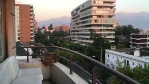 Departamento Andes View Santiago, Appartamenti  Santiago - big - 12