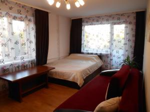 (Apartment Yantarnaya shkatulka)