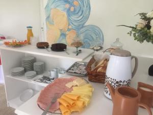 Caixa D'aço Residence, Ferienhäuser  Porto Belo - big - 96