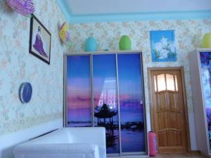 (Cottage on Michurinskaya)