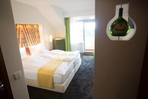 Hotel Heiligenstein, Отели  Баден-Баден - big - 9