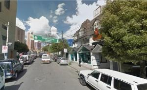 A Place in the Sky, Apartmány  La Paz - big - 14