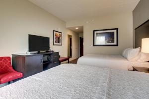 Hampton Inn and Suites Greenville Airport