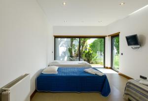 Villa Serra e Mar, Vily  Almancil - big - 10