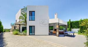 Villa Serra e Mar, Vily  Almancil - big - 18