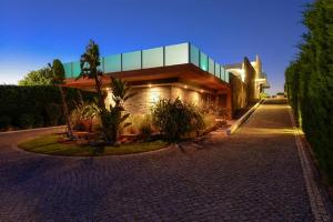 Villa Serra e Mar, Villen  Almancil - big - 21
