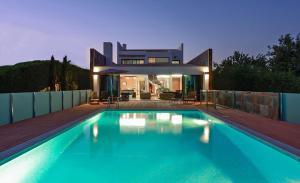 Villa Serra e Mar, Vily  Almancil - big - 23