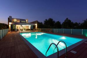 Villa Serra e Mar, Vily  Almancil - big - 1