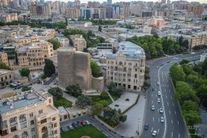Апартаменты Центр Баку - фото 14