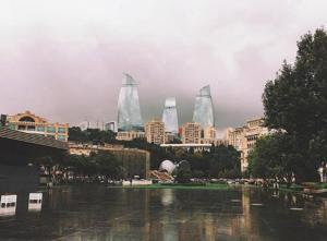 Апартаменты Центр Баку - фото 15