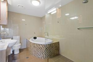 CBD Executive Apartments, Апарт-отели  Рокгемптон - big - 5