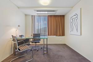 CBD Executive Apartments, Апарт-отели  Рокгемптон - big - 33
