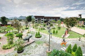 Grandsiri Resort KhaoYai, Üdülőközpontok  Muszi - big - 51