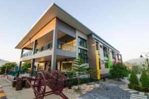 Grandsiri Resort KhaoYai, Üdülőközpontok  Muszi - big - 53