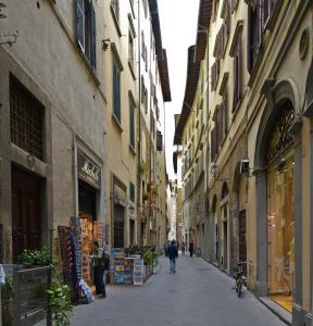 Heart of Florence, Апартаменты  Флоренция - big - 25