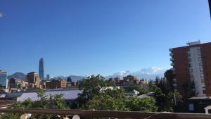 Departamento Andes View Santiago, Appartamenti  Santiago - big - 1