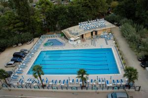 Hotel Beau Soleil, Hotels  Cesenatico - big - 47