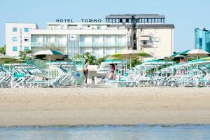 Hotel Torino, Hotely  Cesenatico - big - 11