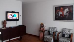 Apartamento cerca al Malecon, Apartmány  Lima - big - 10