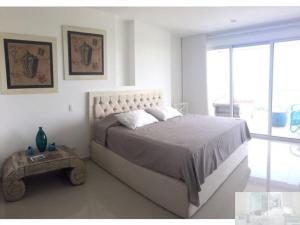 Morros Ultra Isa, Apartmány  Cartagena de Indias - big - 12