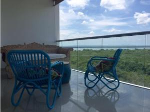Morros Ultra Isa, Apartmány  Cartagena de Indias - big - 10