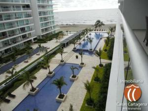 Morros Ultra Isa, Apartmány  Cartagena de Indias - big - 9
