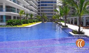 Morros Ultra Isa, Apartmány  Cartagena de Indias - big - 8