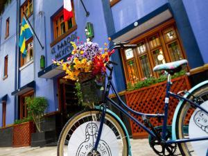 Мехико - Hotel Parque Mxico (Boutique Hotel)