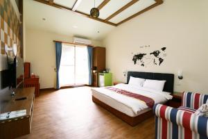 Ruisui Palm Lakes B&B, Bed & Breakfasts  Ruisui - big - 2