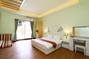 Ruisui Palm Lakes B&B, Bed & Breakfasts  Ruisui - big - 4