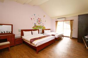 Ruisui Palm Lakes B&B, Bed & Breakfasts  Ruisui - big - 7