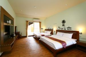 Ruisui Palm Lakes B&B, Bed & Breakfasts  Ruisui - big - 8