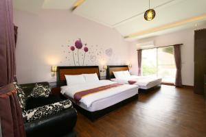 Ruisui Palm Lakes B&B, Bed & Breakfasts  Ruisui - big - 13